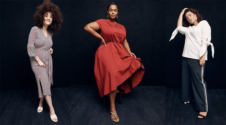 Finally! J.Crew Just Launched a Super-Chic Plus-Size Collection
