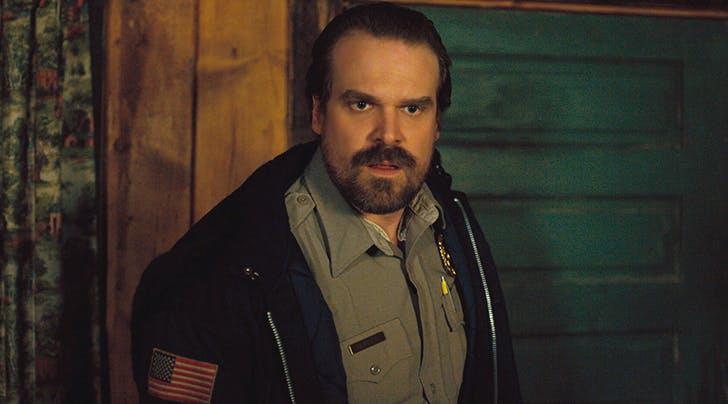 Sorry, Ladies: Jim Hopper Is Getting a Love Interest in 'Stranger Things' Season 3