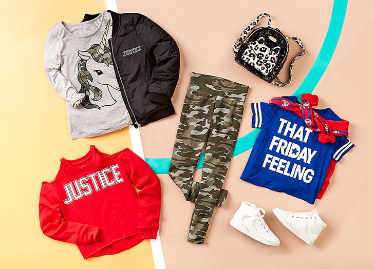 justice leggings outfits