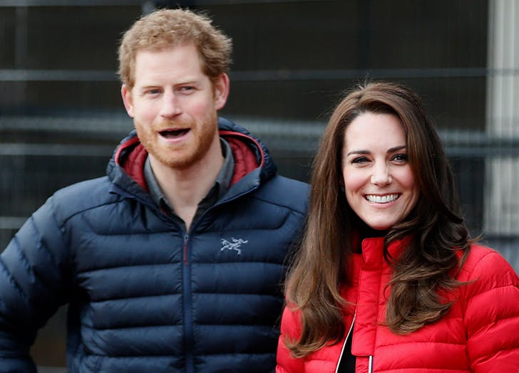 Prince Harry Has a Surprising Nickname for Kate Middleton (and Its Totally Adorbs)