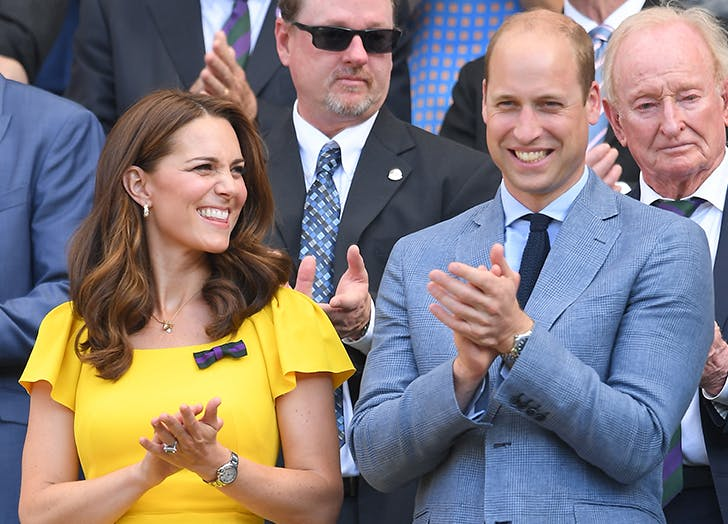 *This* Is Prince William and Kate Middletons Go-To Takeout Order