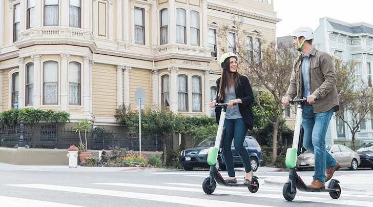 Uber Scooter Is Coming Soon to an App Near You