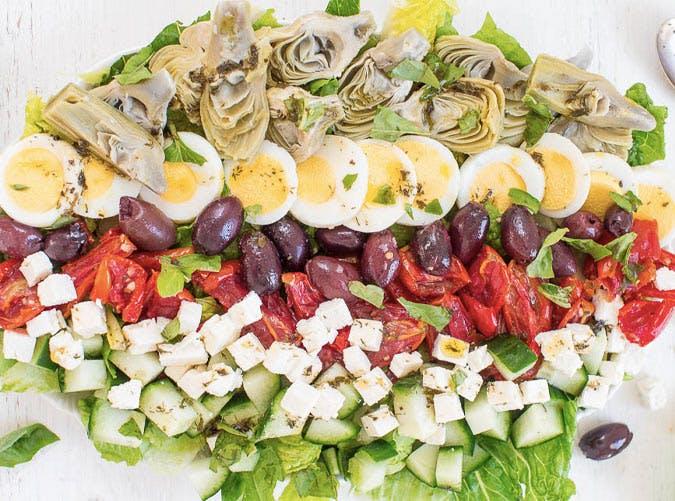med cobb salad