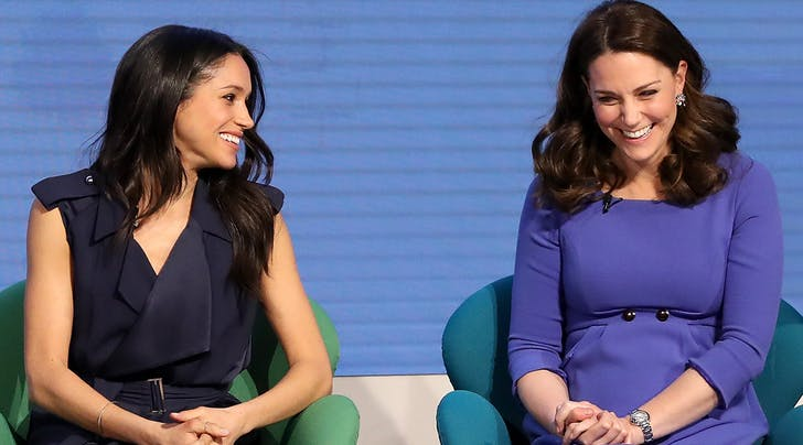 Meghan Markle and Kate Middleton Will Attend Their First Outing Together Without Harry or William