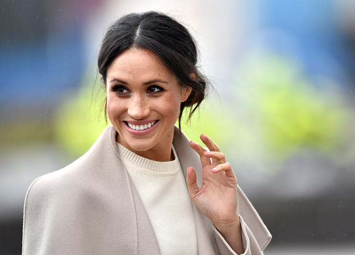 meghan markle french fries