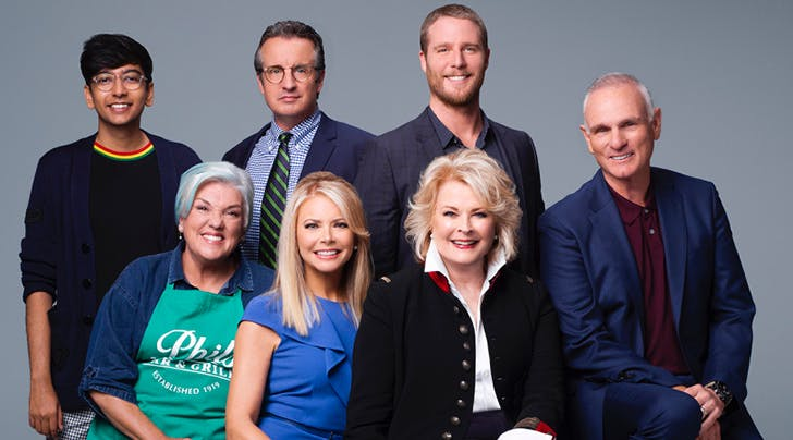 Heres Your First Look at the Brand-New 'Murphy Brown' Revival
