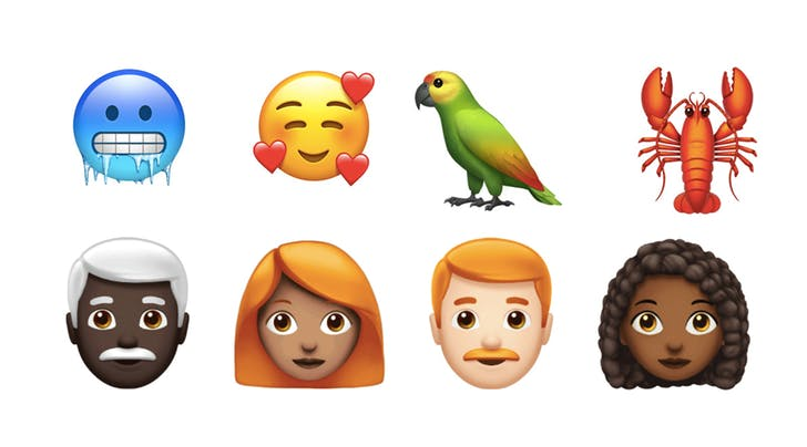 Apple Unveils 70 New Emojis Coming Soon Purewow
