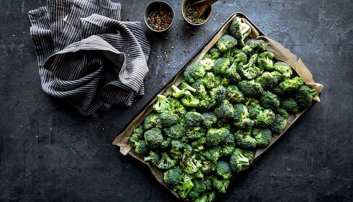 organic vs non organic broccoli