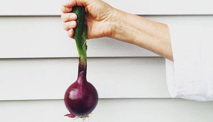 organic vs non organic onions