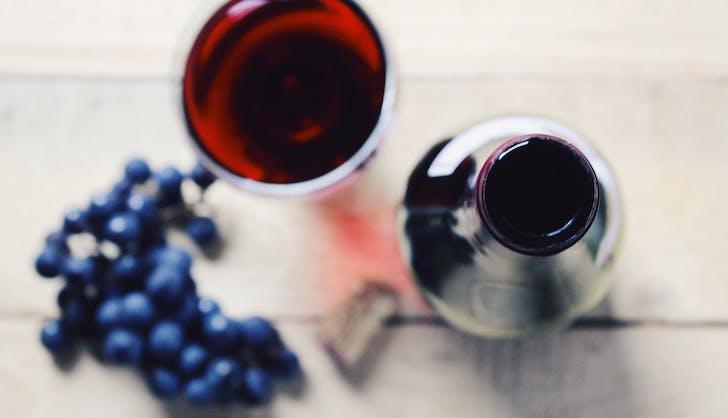 organic vs non organic wine
