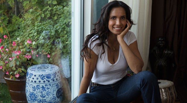 Padma Lakshmi Spills 3 Reasons She's Succeeded in a Male-Dominated Industry