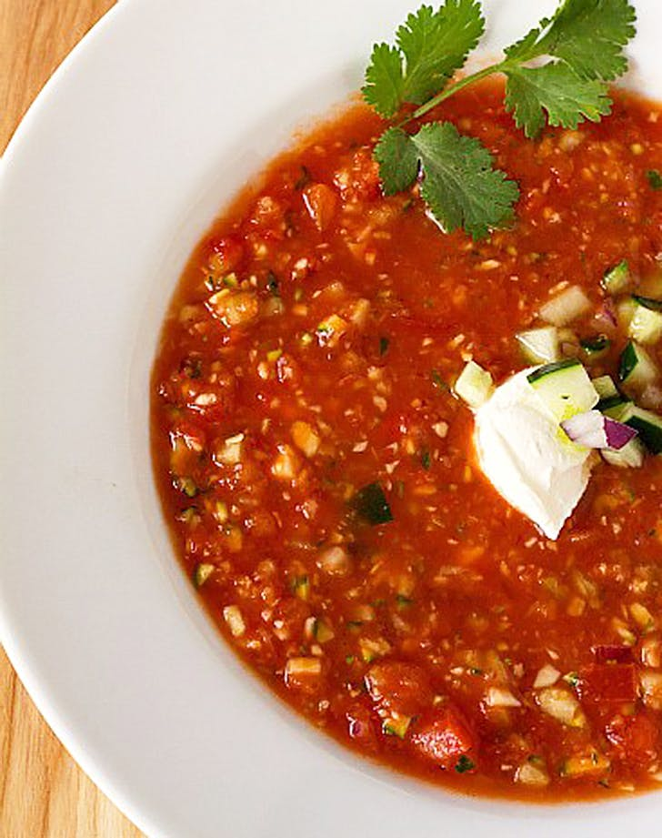 pioneer woman gazpacho recipe