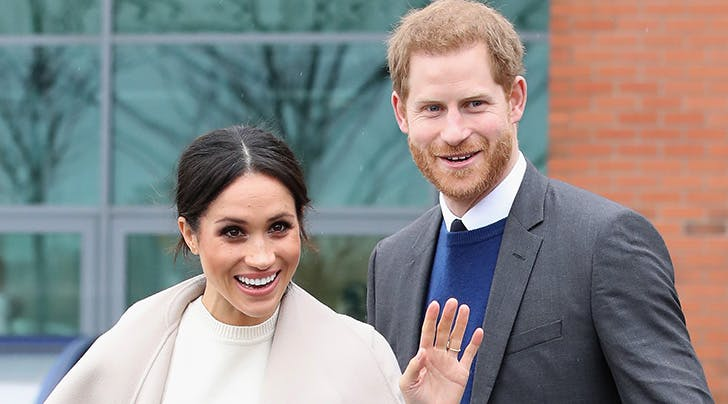 Heres Why Prince Harry & Meghan Markle Werent Chosen as Prince Louiss Godparents