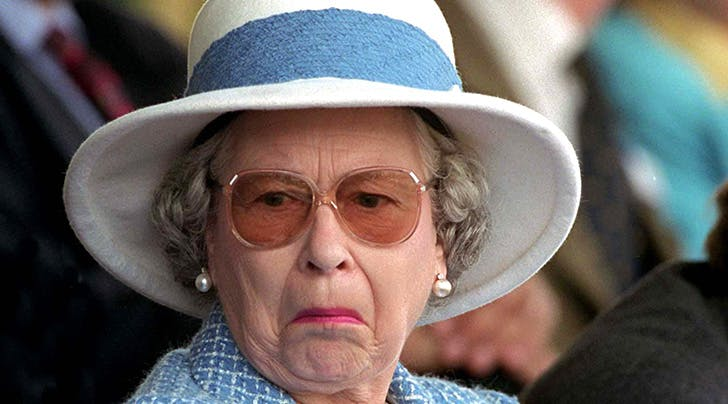 Tired? Not Unless the Queen Is, According to *This* Bizarre Royal Rule