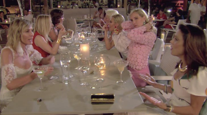 'The Real Housewives of New York' Season 10 Episode 16: Dinner for Schmucks