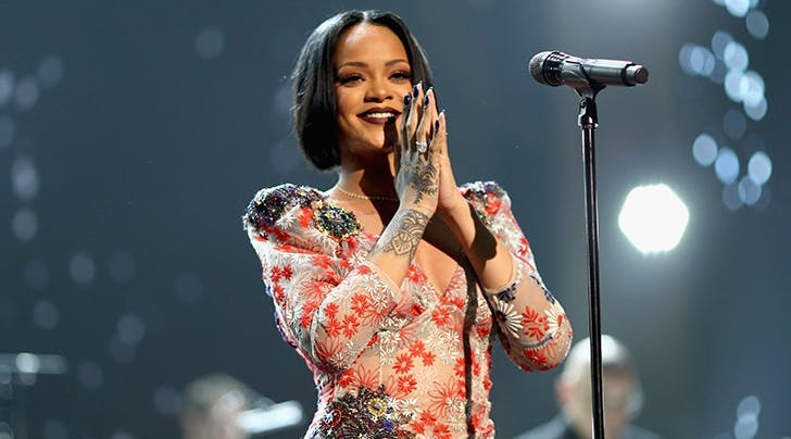 Bless! Rihanna Has 2 Secret Albums in the Works