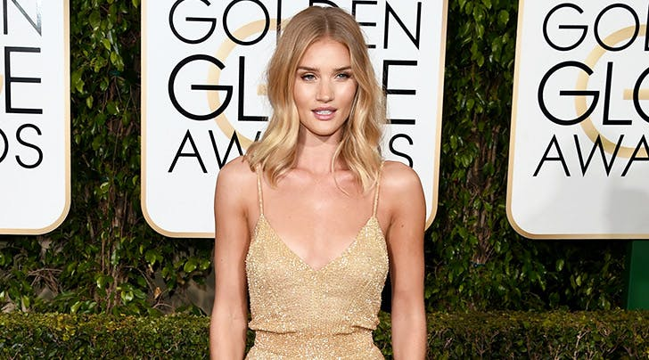 Rosie Huntington-Whiteley Owes Her Enviable Glow to This Simple Self-Tanner Trick