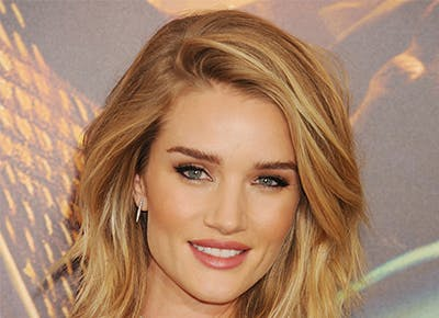 rosie huntington whiteley self tan trick CAT