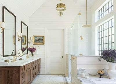 Master Bathroom Renovation Ideas Purewow