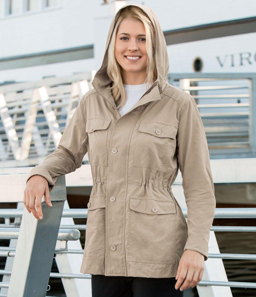 solumbra jacket with upf 100