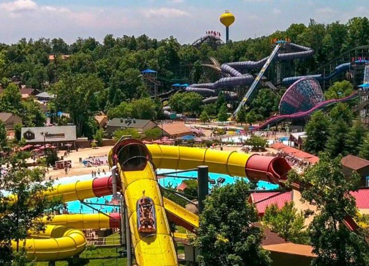 splashin safari waterpark