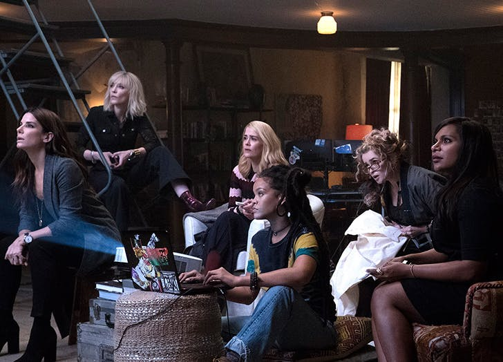 still from oceans 8