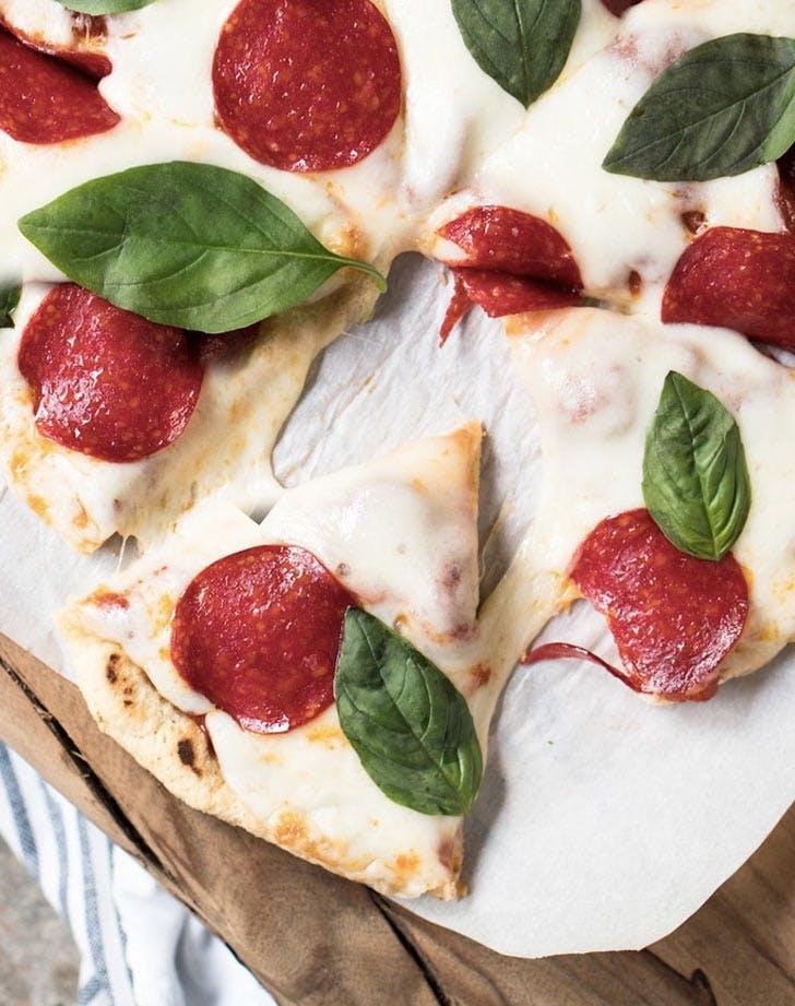 stovetop pizza crust recipe