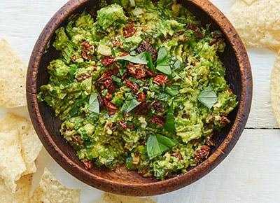 sundried tomato guacamole recipe 290