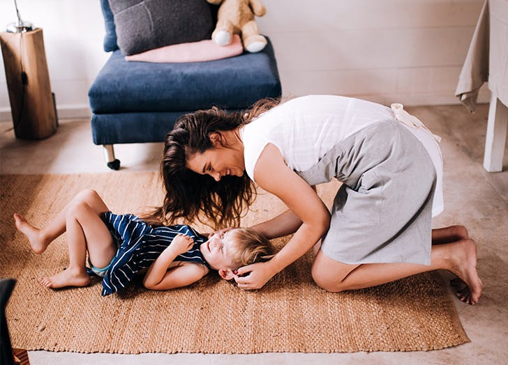The One Thing This Mom Does to Cross More Items Off Her To-Do List