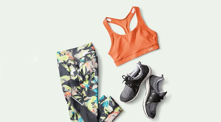 Psst...Walmart Has a Really Cute Activewear Collection (and Everythings Less Than $20)