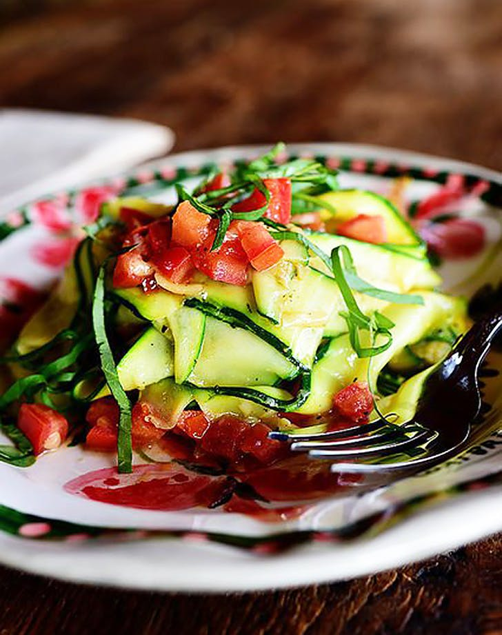 zucchini noodles with garlic and butter recipe 921