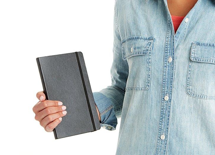 Amazon Basics Classic Notebook