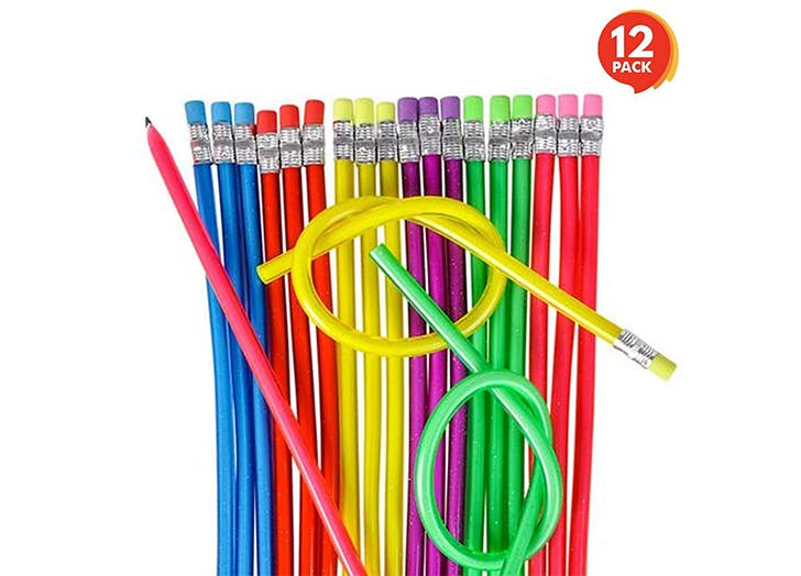 ArtCreativity Flexible Bendy Pencils