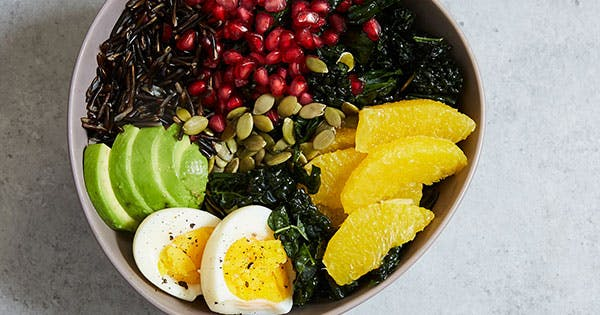 A Week of Microbiome Diet Recipes