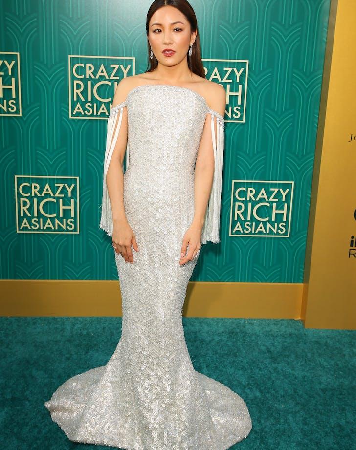 Constance Wu at Crazy Rich Asians Premiere