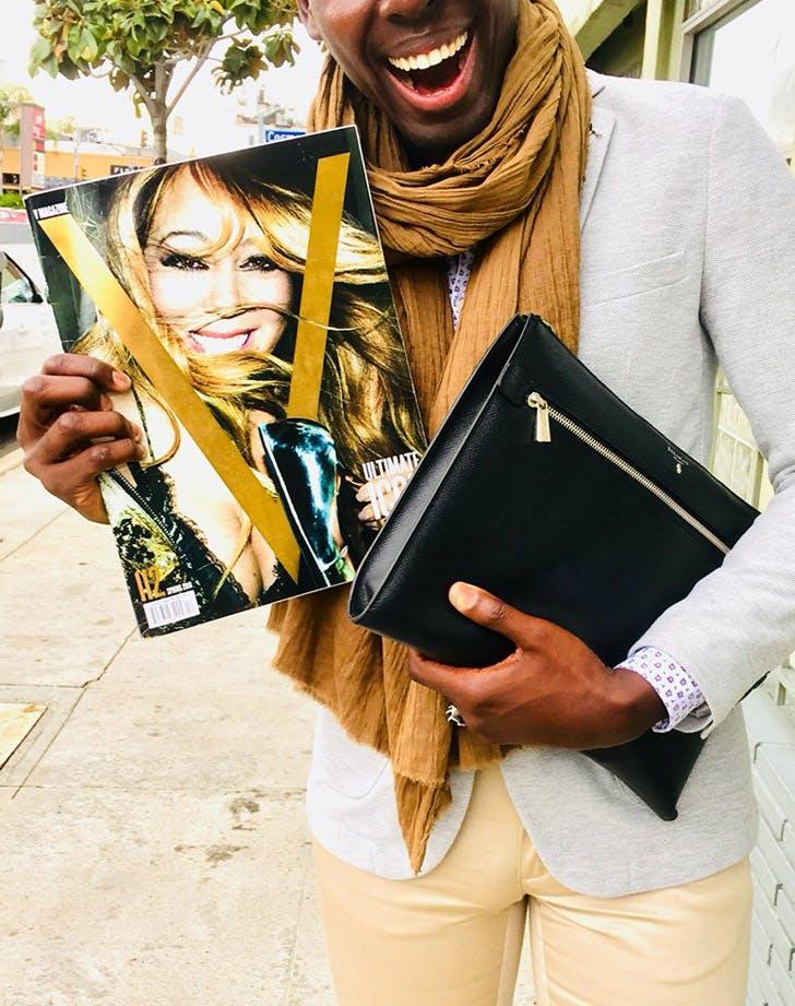 Corey Daniel magazines