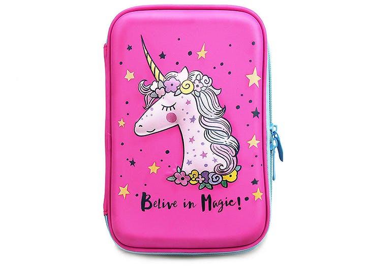 Jojo Kids Unicorn Pencil Case