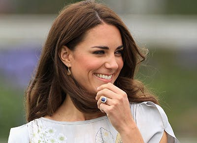 12+ Kate Middleton Engagement Ring