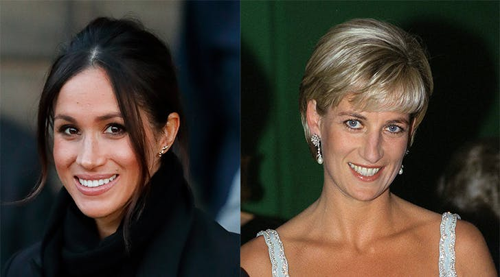 Meghan Markle and Princess Diana, Royal Birds of a Feather, Both Adored *This* Pastime