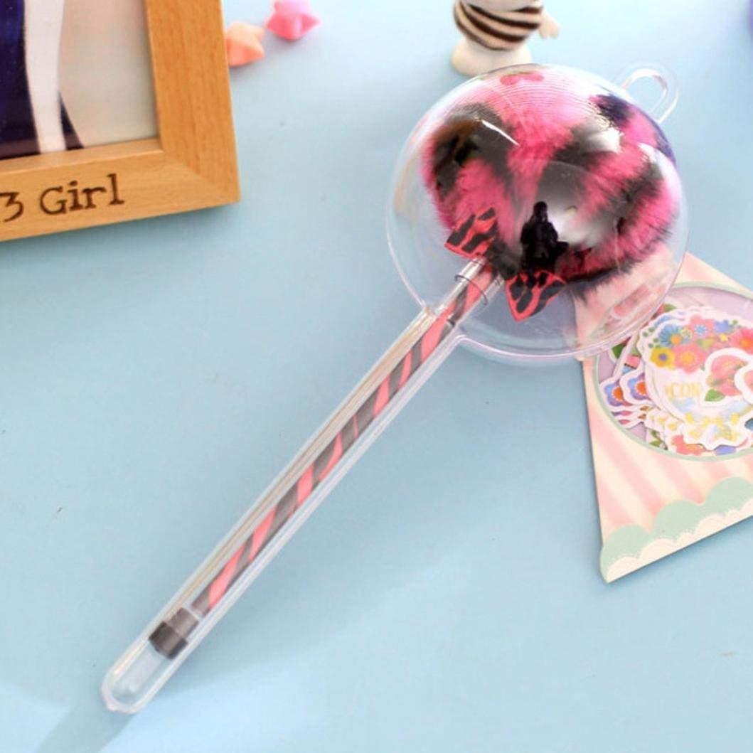 Mikey Store Hairball Ballpoint Pen