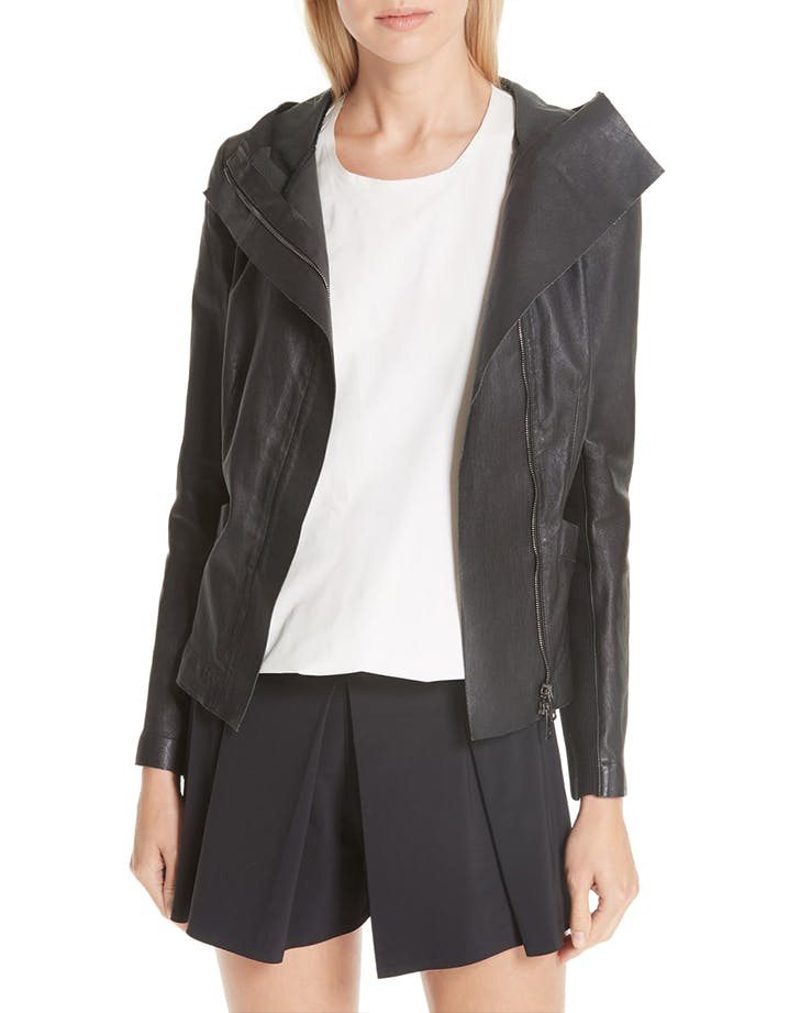 Passion Leather Jacket