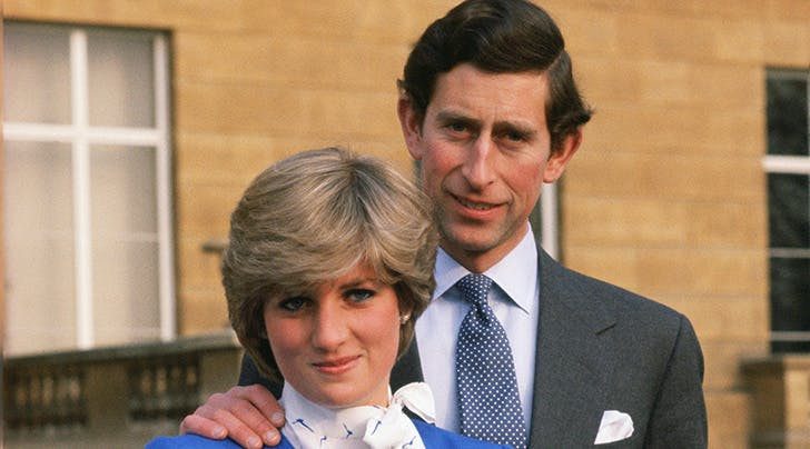 Um, Princess Diana & Prince Charles Only Hung Out 13 Times Before Getting Married