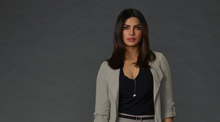 Priyanka Chopra & Her 'Quantico' Crew Are Coming to Netflix