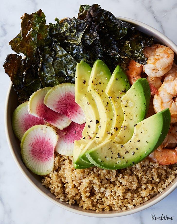 The Ultimate Quinoa Avocado Bowl recipe