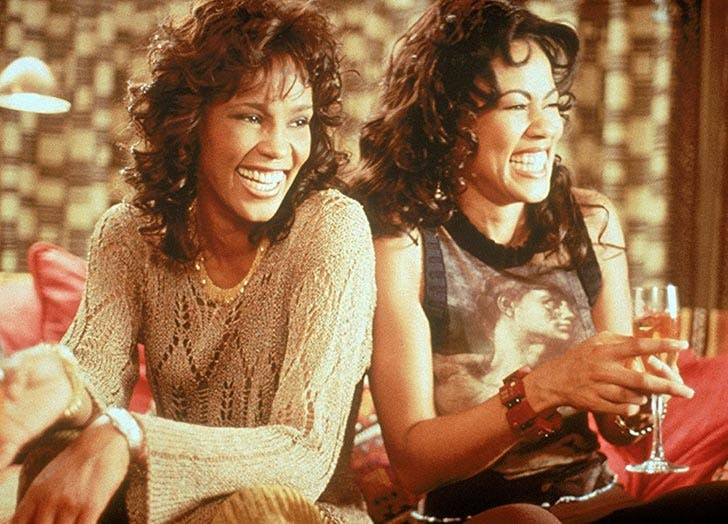 Waiting to Exhale movie