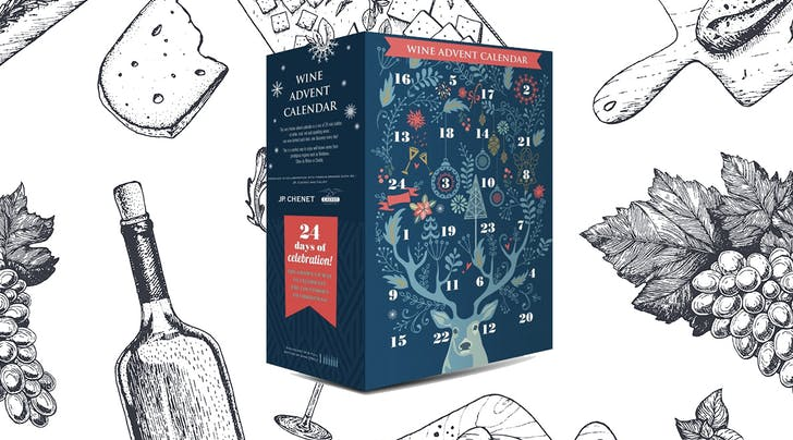 Aldi Is Finally Bringing Its Wine Advent Calendars to the U.S.—and Debuting a Cheese One