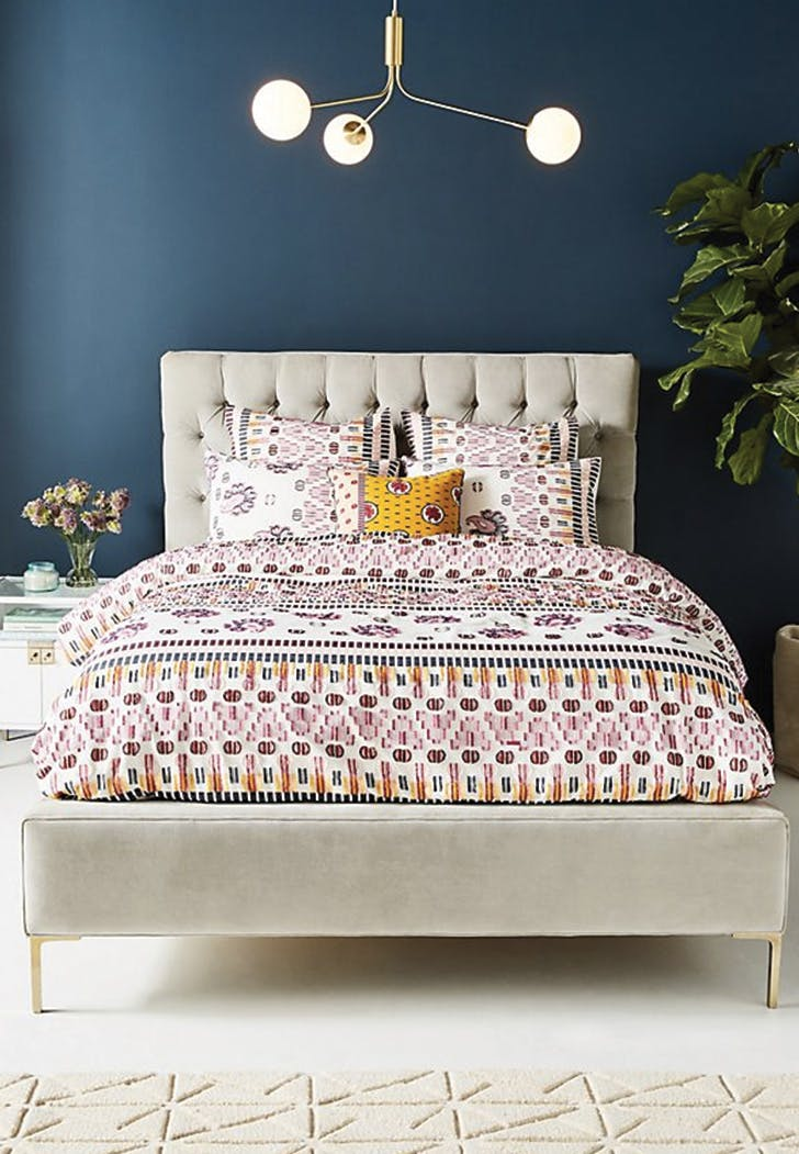 anthropologie suno duvet