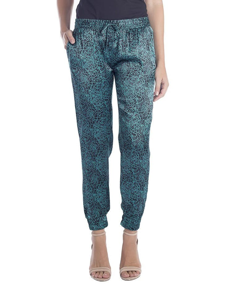 arteca silk pants