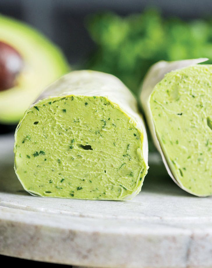 Ketogenic Avocado Butter