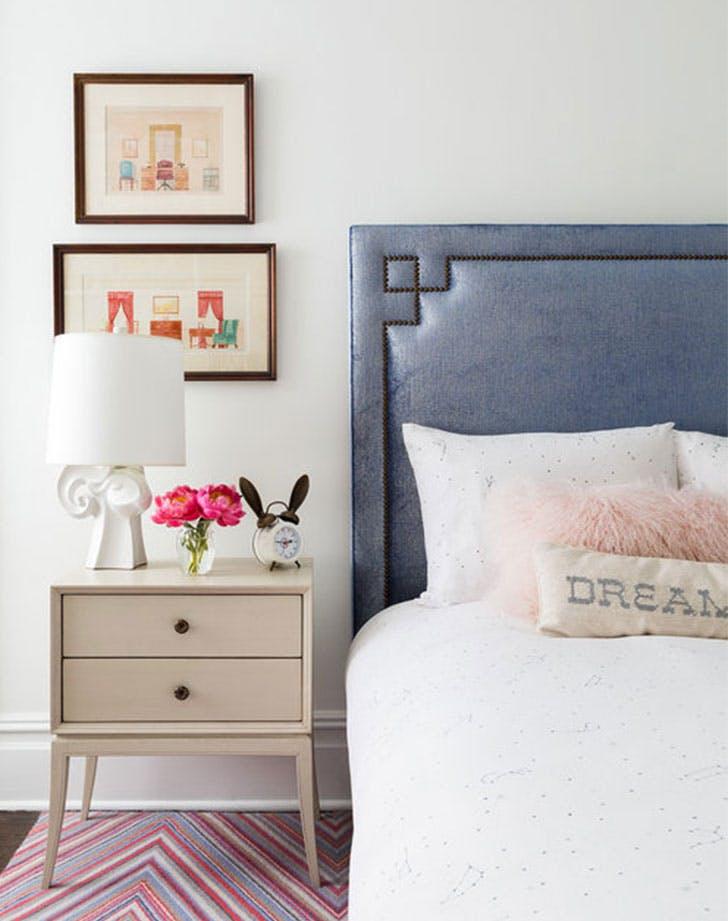 bella mancini pink bedroom